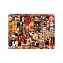 Puzzle Educa 1000 peças...