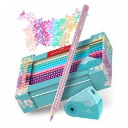 lápis cor Faber-Castell...