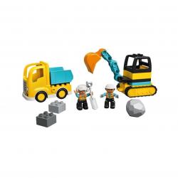 LEGO Duplo truck & tracked...