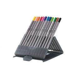 Lápis de cor Milan 12 cores...